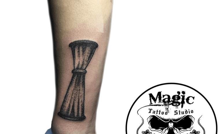 Jigger Dövmesi – Minimal, Kol