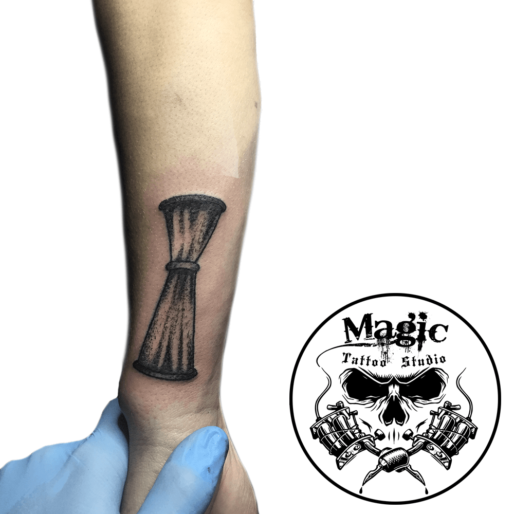 Jigger Tattoo